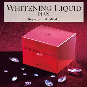 WHITENING LIQUID PLUS  ホワイトニングリキッドプラス